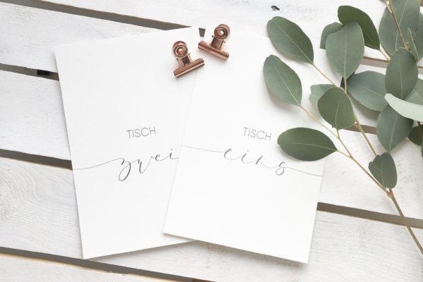 Lettering.Hochzeit